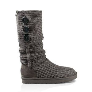 Knit Uggs